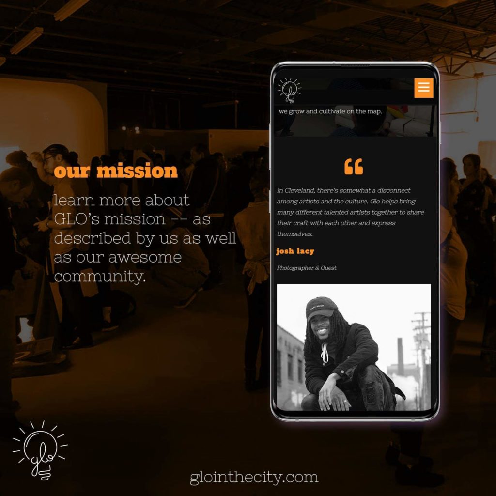 Mission Page